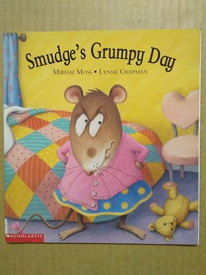 【雷根5】 繪本 Smudge's Grumpy Day #360免運 #8成新 #IR029 #外緣有書斑