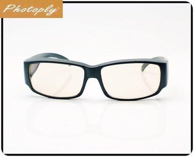 【露西小舖】台灣Photoply抗藍光眼鏡抗疲勞輻射電腦眼鏡(吸收40%藍光100%UV)適長時間LCD液晶螢幕工作玩家
