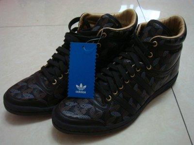 Adidas Originals 全新 運動鞋 休閒鞋 平底鞋 賽車鞋 拳擊鞋 尖頭高筒 US 7