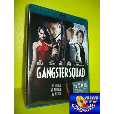 A區BD藍光正版【風雲男人幫Gangster Squad (2013)】[含中文字幕]全新未拆《致命遊戲:西恩潘》
