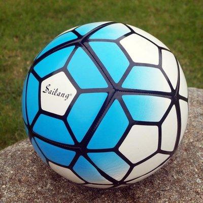 賽狼成人5號足球4號中小學生PU防爆耐磨英超訓練比賽用球兒童足球