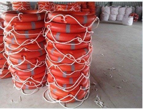 船用塑料救生圈 國際標准 加厚救生圈