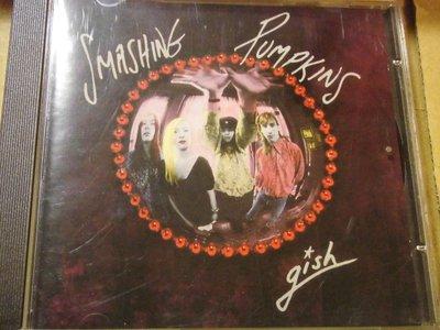 Smashing Pumpkins 非凡人物 -- Gish 一鳴驚人 英國版