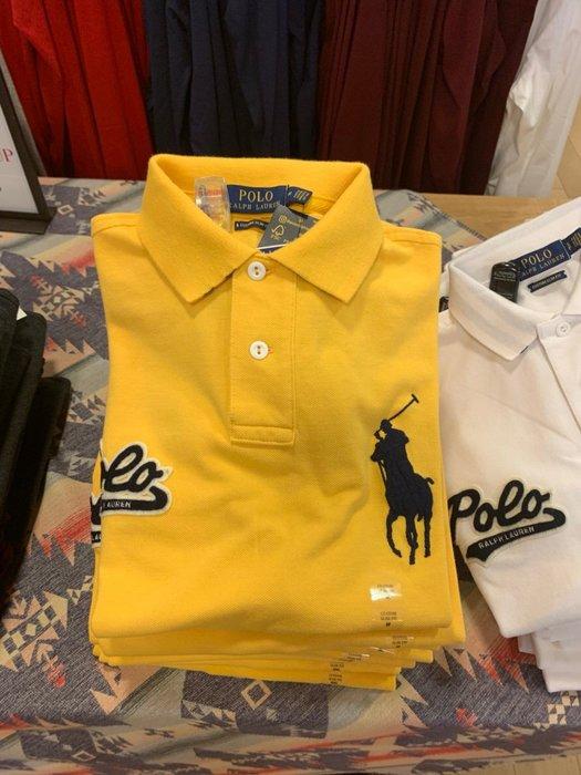 Ralph Lauren Polo男生polo衫 尺寸S-2XL 換季特價
