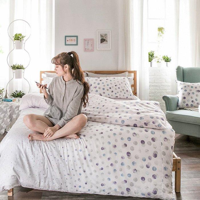 床包兩用被組 / 雙人【律動永恆】含兩件枕套  60支精梳棉  戀家小舖AAS215