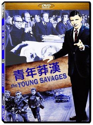 合友唱片 面交 自取 青年莽漢 DVD Young Savages