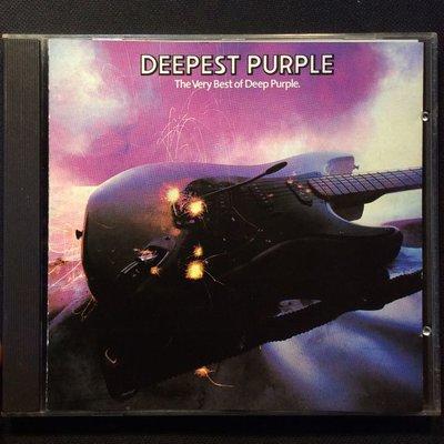 Deep Purple / Deepest Purple深紫色精選 舊版1980年荷蘭版無ifpi
