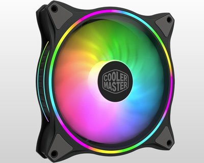 光華CUMA散熱精品*Coolermaster MasterFan MF140 HALO 14公分 雙環式ARGB~現貨