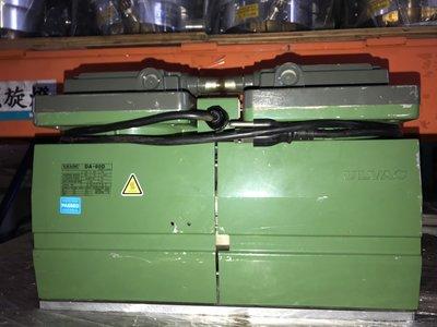 ULVAC SINKU KIKO Diaphragm Dry Vacuum Pump DA-60D