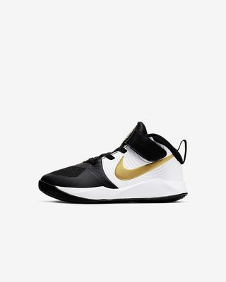 Nike Team Hustle D 9 AQ4225-004 AQ4225-012 小童鞋 兩色