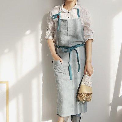 MAJPOINT*圍裙 工作服 美甲 ...