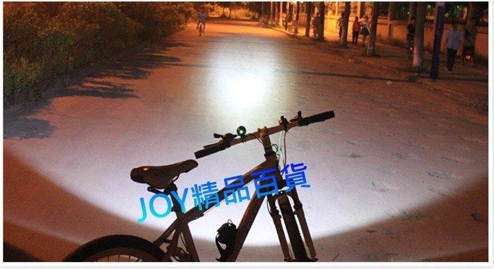 """爆亮款單車頭燈 自行車頭燈 T6車前燈 """"套餐3下標處"""""""