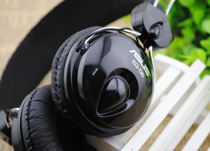 華碩 ASUS EQ-06 立體聲 頭戴式電腦耳麥 帶麥 遊戲 語音 聊天 耳機