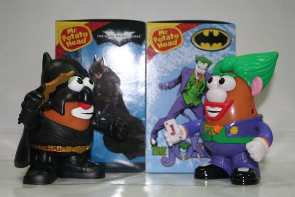 傑仲 (有發票) 兒樂寶 彈頭 蛋頭 英雄系列 PPW 蛋頭系列 合購優惠 蝙蝠俠+小丑