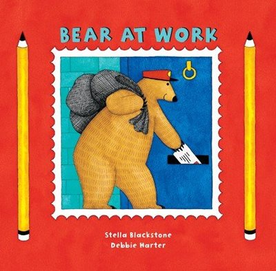 *小貝比的家*BEAR AT WORK/單CD/3~6歲
