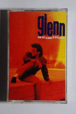 錄音帶 / 卡帶 / Q11/英文/Glenn Medeiros / 同名專輯/葛倫麥德羅/she ain't worth it /非CD非黑膠