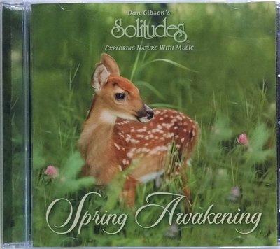 《絕版專賣》Dan Gibson 丹吉布森 / Spring Awakening 春池 Solitudes