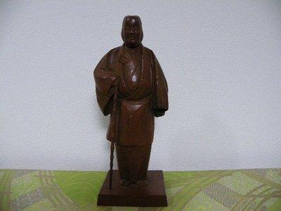 日本 能 銅置物 ・・1