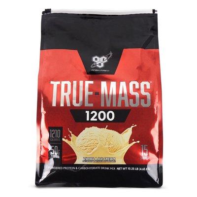 【美國BSN】Truemass 1200 10磅袋裝 高熱量乳清蛋白