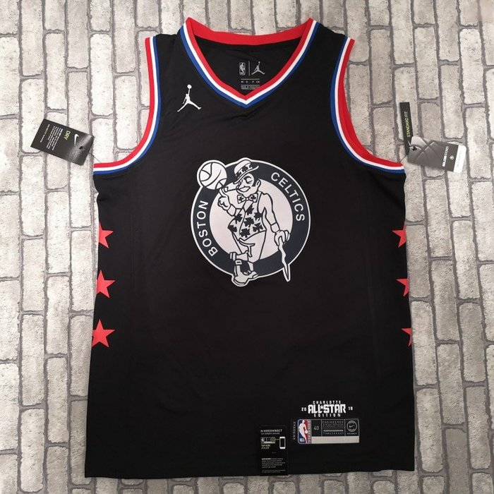 NBA2019全明星賽球衣  塞爾堤克隊   Kyrie Irving  歐文 黑色