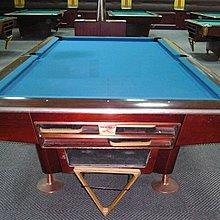 ☆╮☆中古.二手.撞球台 4代Brunswick 進口台撞球桌廉售35000(營業用撞球檯) ☆╮☆1