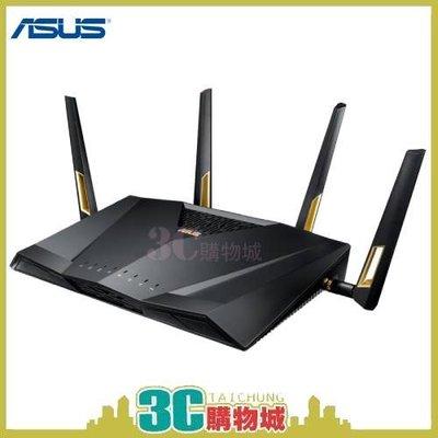含稅 ASUS RT-AX88U 華碩 雙頻無線路由器