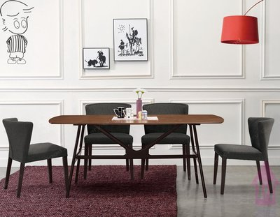 【X+Y時尚精品傢俱】現代餐桌椅系列-...