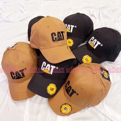 glitter。全新現貨 Caterpillar Cat Trademark 老帽 美國 工裝 老牌 卡特