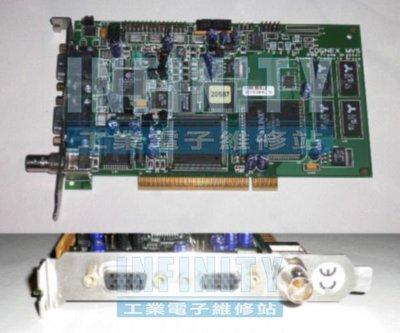 鴻騏 工作室 維修 Cognex MVS-8100 M 系列 801-8120-01 B F 200-0097-2 C Acumen Acuwin Robot 停產影像擷取卡