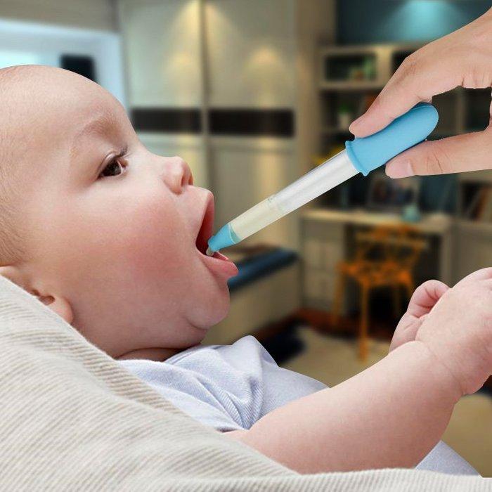 寶寶兒童嬰幼兒喂藥器防嗆滴管式新生兒喂水器滴灌硅膠藥管喝藥用禮物