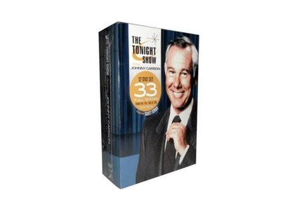 高清美劇 晚間秀The Tonight Show Starring Johnny Carson 12DVD 精美盒裝