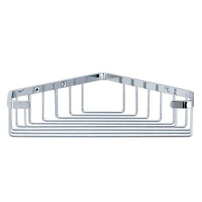 『廚衛生活館』來電詢優惠 京典 AL0002 單層角落置物架 不鏽鋼材質  27*17*5cm  實體店面 安心選購