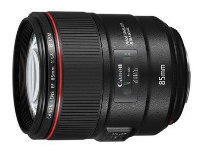 【eWhat億華】全新 Canon EF 85mm f1.4 L IS USM  大光圈 人像定焦鏡 平輸 【1】