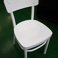 【宏品二手家具館】中古家具 家電 F31518*白色餐椅 洽談椅 書桌椅 二手餐桌 營業器材 沙發組 出清特賣