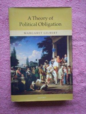 hs47554351  A Theory of Political Obligation: Hardback(2)
