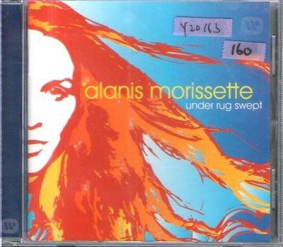 *還有唱片行*ALANIS MORISSETTE / UNDER TUG 二手 Y20163