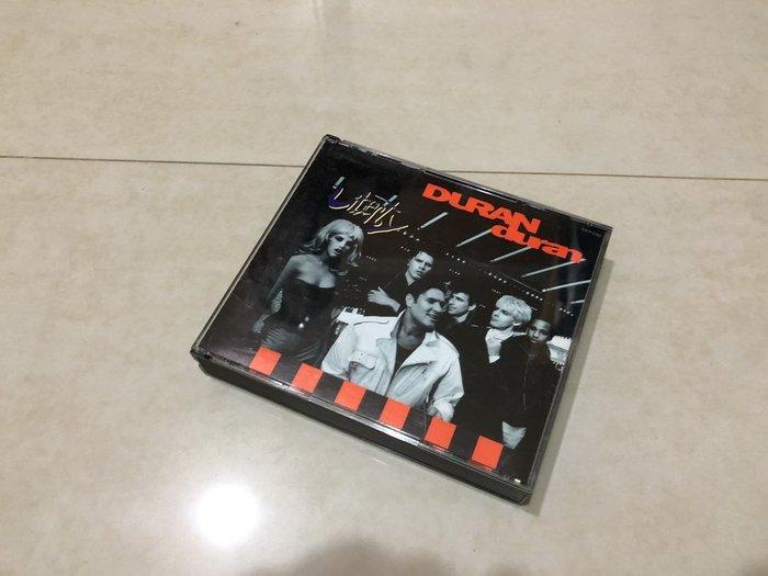 達人古物商《二手CD》杜蘭杜蘭合唱團 Duran Duran Liberty【雙CD】