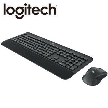 【采采3C+含稅】羅技 Logitech  MK545無線鍵盤滑鼠組合 四向瀏覽滾輪 共用Unifying 無線接收器