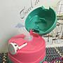 【藍總監】✨✨兒童雙手把彈蓋式吸管水壺400ml  附贈背帶  提把學習水壺 無毒材質防漏水 兒童水壺