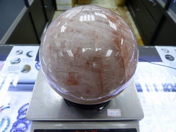 ☆寶峻鹽燈☆特價品出清~實品拍攝 櫻桃石球 石英 GBS-18