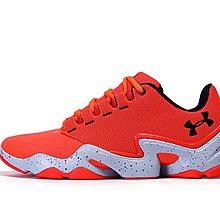 D-BOX  UNDER ARMOUR PHENOM PROTO TRAINER 運動 健身 訓練鞋 紅色