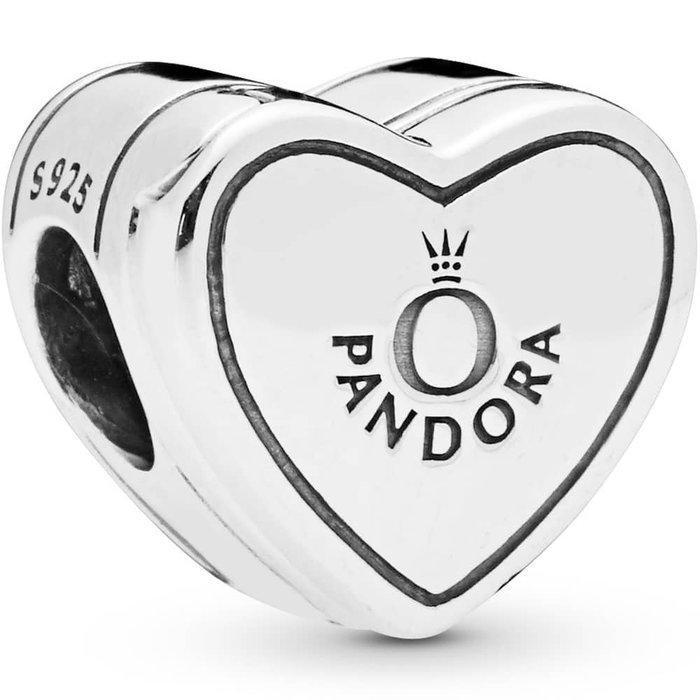 【金永珍珠寶鐘錶】實體店面*PANDORA潘朵拉 愛心YES 婚戒 798072CZ 現貨*
