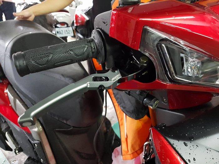 駿馬車業 JS 生命之花可調拉桿 貝殼紋/附軸承 YAMAHA 勁戰一~五代 GTR S-MAX RS車系 CUXI車系