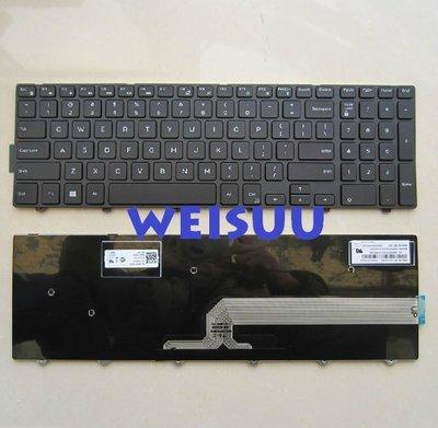 {偉斯科技}DELL 15 3000 5000 17-5000 5547 3542 適用鍵盤