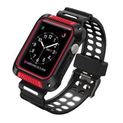 TOTU Apple Watch 4 3 2 1 錶帶 38mm 40mm 42mm 44mm 鎧甲系列