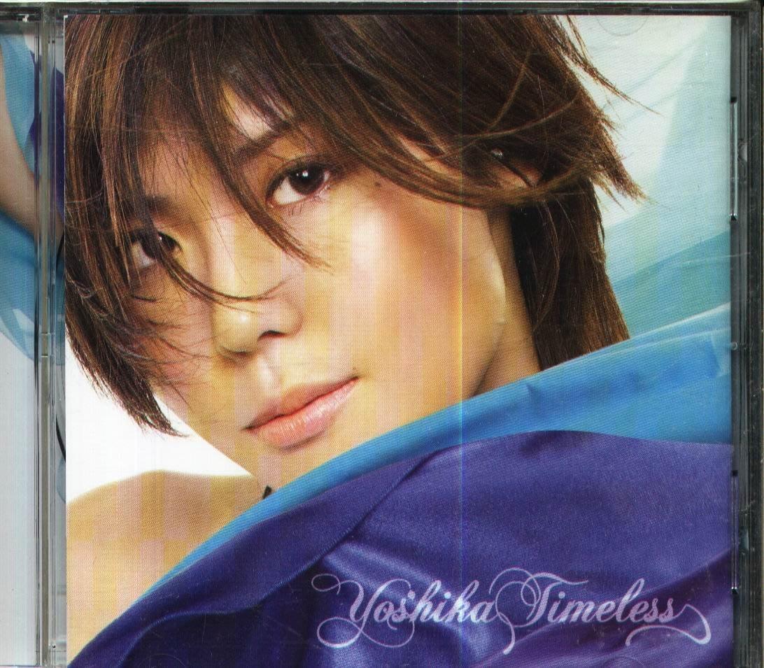 K - YOSHIKA - timeless - 日版 m-flo VERBAL