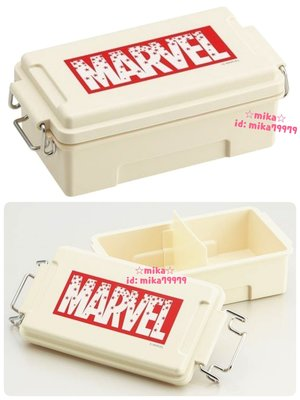 ☆Mika☆ 日本正版 Marvel 漫威英雄 復仇者聯盟 日本製 便當盒 保鮮盒 野餐盒 500ml 620含運☆