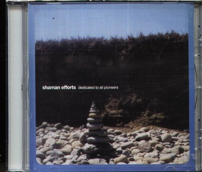 K - Shaman Efforts: Dedicated To All Pioneers - CD - NEW SK