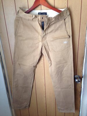 Neighborhood x Izzue NHIZ khakis 休閒褲 narrow 窄 卡其色 sz:S