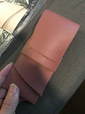 超值感!誠品賣6300,美國STRAIGHTFORWARD全手工真皮筆套,四色各一,萬寶龍鋼筆